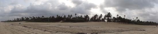 Colva, الهند: Panoramic view