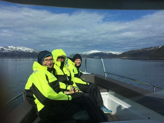 Tromsø Fjord Sightseeing