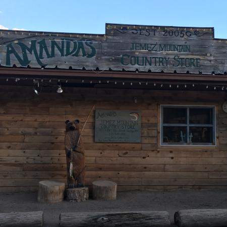 Amanda's Jemez Mountain Country Store