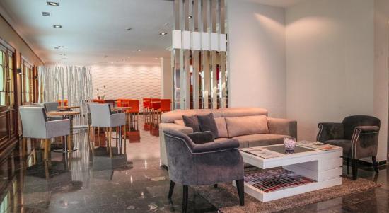 Hotel Serrano: Salon