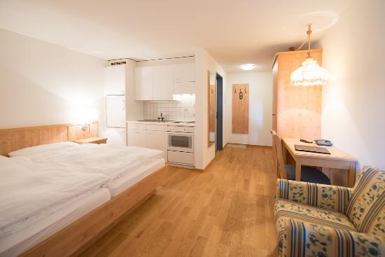 Wiesen, Suiza: Einzimmer-Appartement