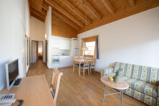 Wiesen, Swiss: Zweizimmer-Appartement