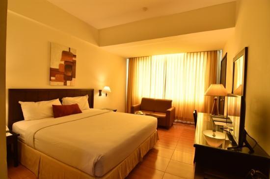 Dumai, Indonesia: Deluxe Double Room