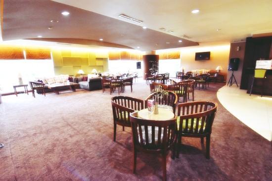 Dumai, Indonesia: Anggrek Lounge