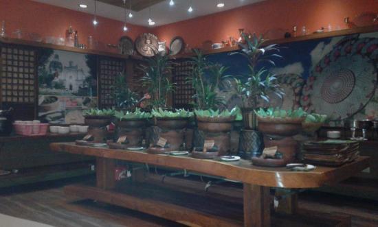 Capampangan Island Grill and Restaurant