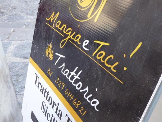 Mangia E Taci: photo0.jpg