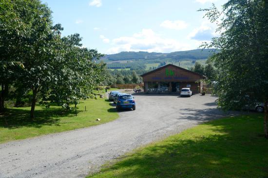 Karelia House: Set in beautiful, Highland Perthshire
