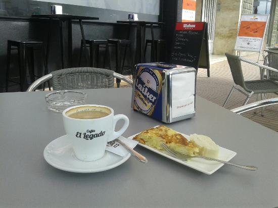 imagen Cafe Bar Picasso en Plasencia