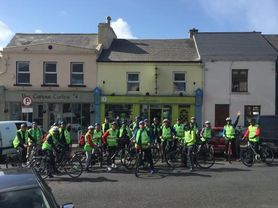 Bike Electric - All Things Connemara : Bikes at the Ready
