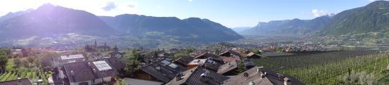 Hotel Alpentirolis: Traumhafte Aussicht