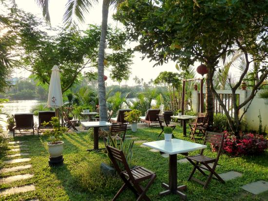 Jardin Picture Of Riverside Oasis Villa Hoi An Tripadvisor