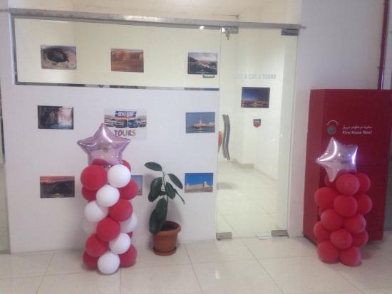 Marsa Al Masafar Hotel Apartment