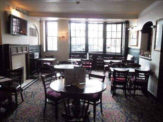Monmouth, UK: The interior