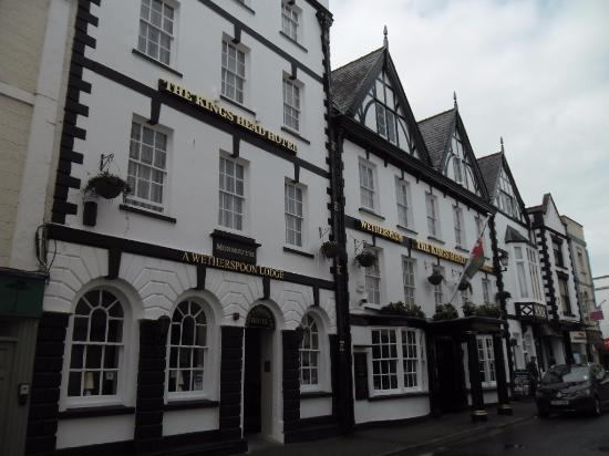 Monmouth, UK: The exterior