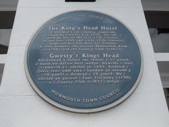 Monmouth, UK: Helpful information