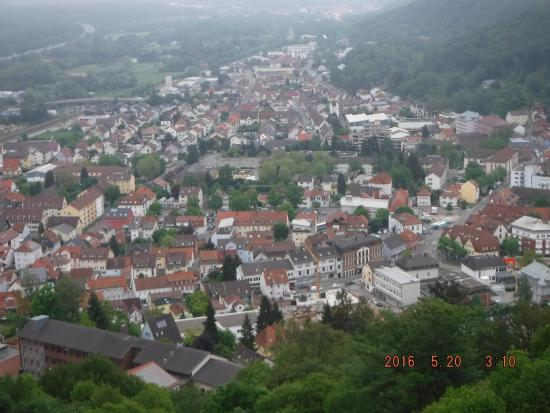 More of Landstuhl from the Bismark Tower.