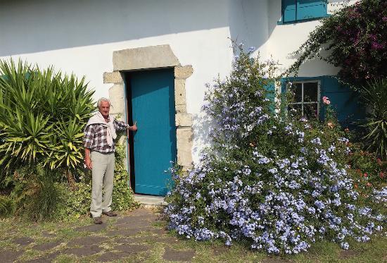 Irigoian : Philippe vous ouvre les portes de sa maison ancestrale