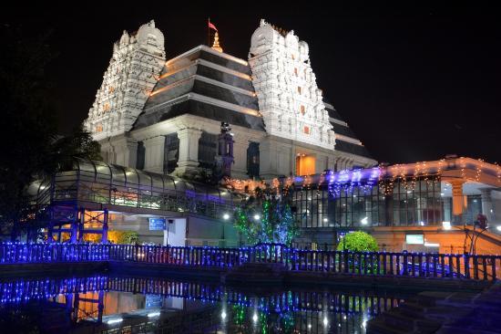 Kuil Sri Radha Krishna-Chandra, ISKCON