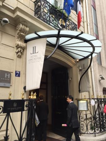 Hotel Lancaster Paris Champs-Elysees: photo0.jpg