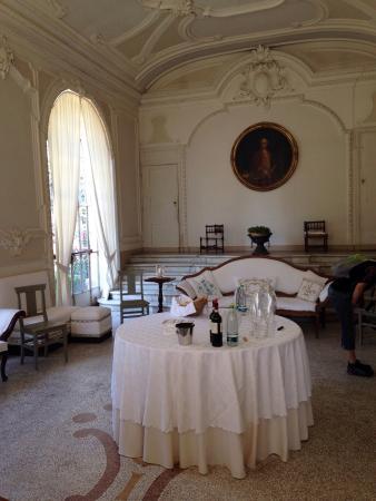 San Martino Alfieri, Italy: Marchesi Alfieri s.r.l. Societa Agricola