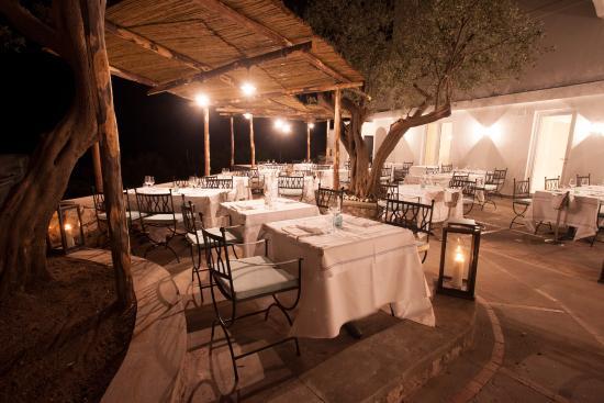 Terrazza Esterna Picture Of Villa Margherita Capri