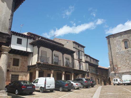 Plaza en Atienza