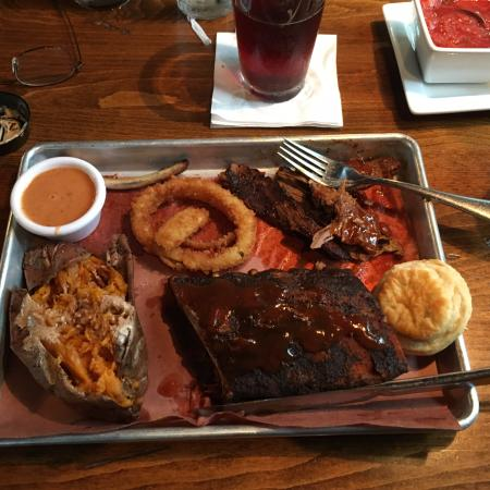 Hummelstown, PA: poor quality bbq for $22.