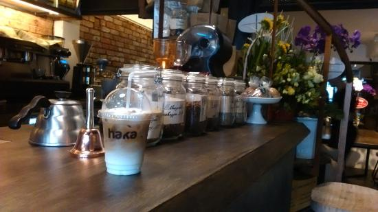 Haka Coffee - 39 Hang Dau