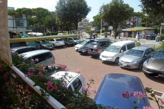 Hotel Vina del Mar Pineta: parcheggio