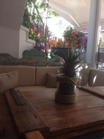 Spili, Greece: Fabrica Cafe