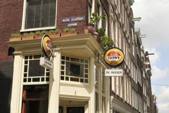 Photo of Modern European Restaurant De Reiger at Nieuwe Leliestraat 34, Amsterdam 1015 ST, Netherlands