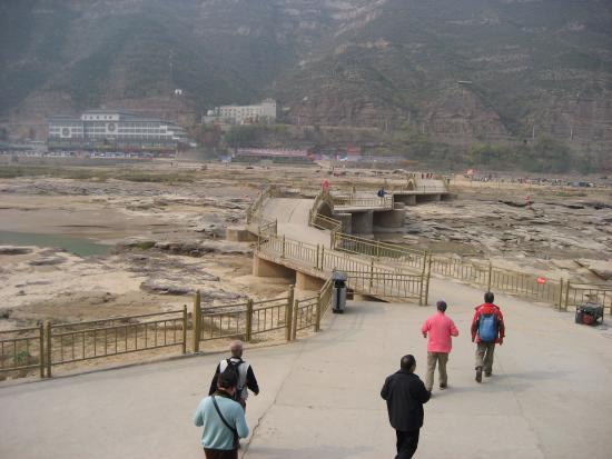 Ji County, Cina: 壶口瀑布