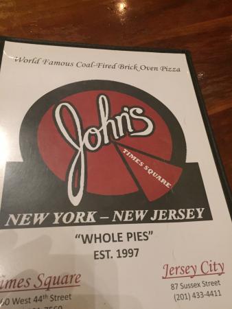 John's of Times Square Photo