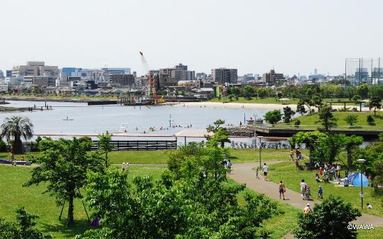 Omori Furusato no Hamabe Koen