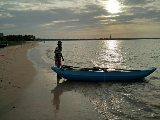 Kalkudah, Σρι Λάνκα: Pasikudah Beach