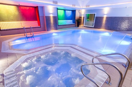 Relaxation Pool Picture Of The Spa At The Midland Manchester Tripadvisor