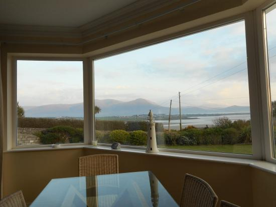 Ardfert, ไอร์แลนด์: View from inside Lark Cottage