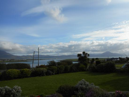Ardfert, ไอร์แลนด์: View from the front of the cottage