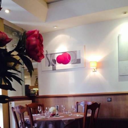 Hotel des Alpes: Restaurant des Alpes