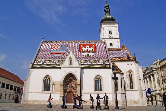 Segway Tour Zagreb