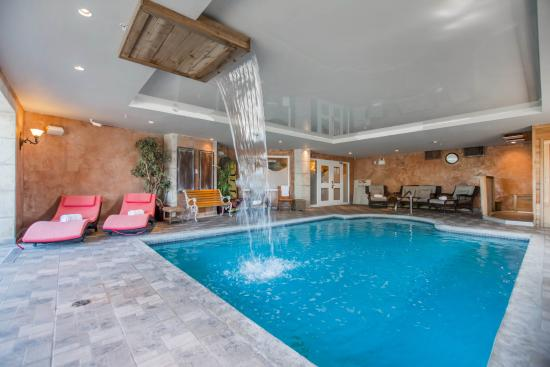 Le St-Christophe - Hotel & Spa : pool
