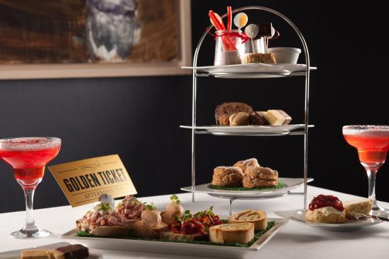 Castleknock, Irlanda: Afternoon Tea at The Park Restaurant