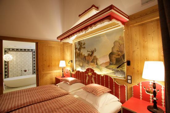 Gasthof Post: Schlafzimmer