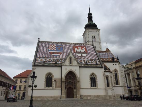 View Of Katedrala Uznesenja Blazene Djevice Marije I Svetih