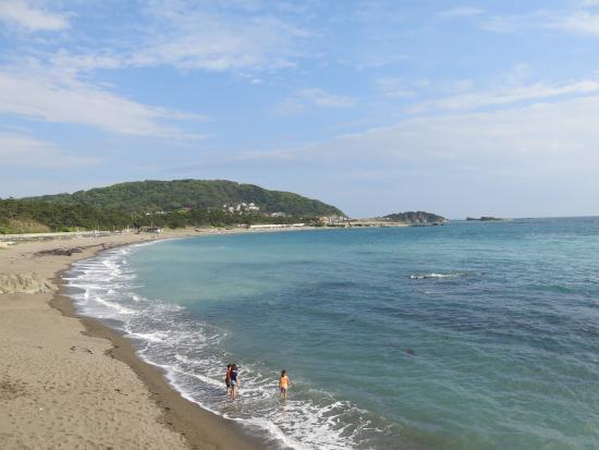 Hayama-machi, Japan: 一色海岸