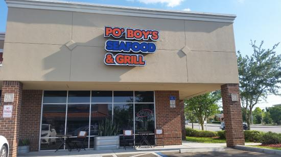 Po' Boys Seafood & Grill