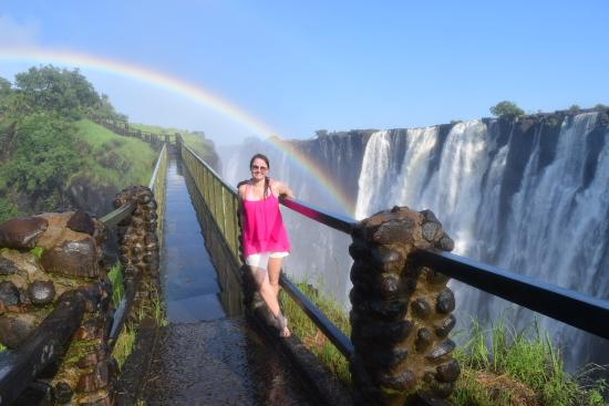 knife edge bridge zambia picture of avani victoria falls resort