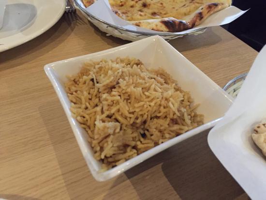 Deeva Restaurant: Pilau Rice