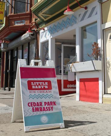 Little Baby's Ice Cream Cedar Park Embassy