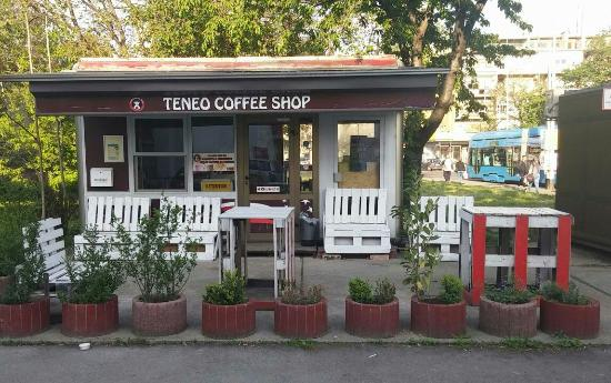 Teneo Coffee Shop